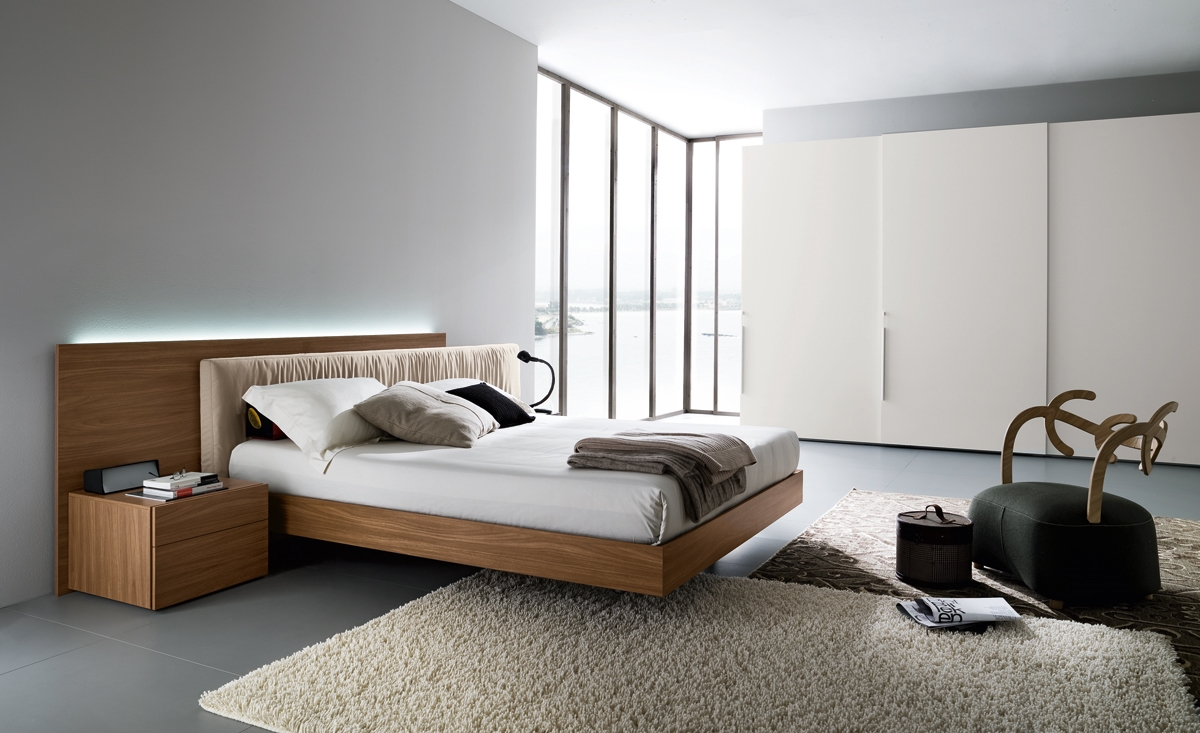 best floating platform beds for modern bedrooms platform beds online blog - Modern Platform Bed Frames