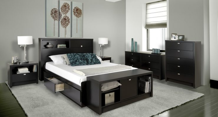 Affordable Platform Beds: Storage Beds Under $1,000