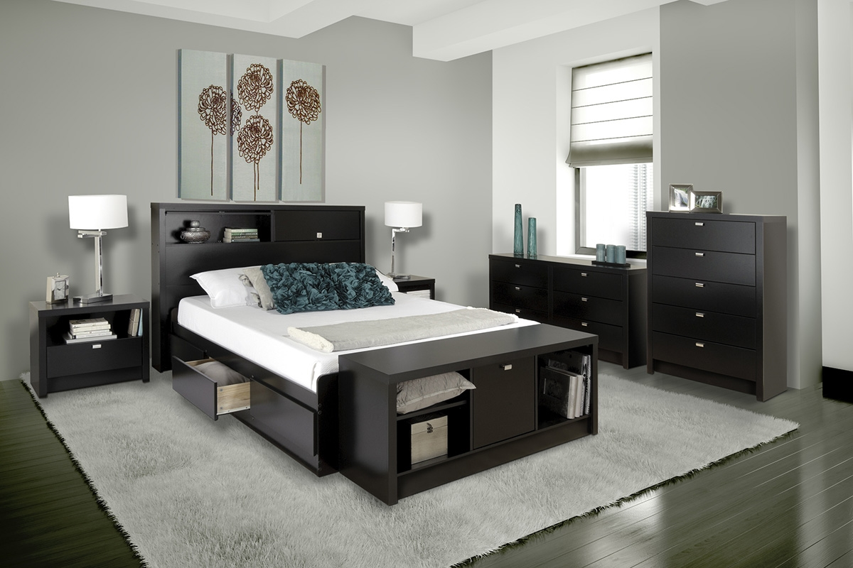 Affordable Platform Beds Storage Beds Under $1 000