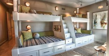 Re-Thinking the Bunk Bed: 10 Awesome Bunk and Loft Bed Ideas